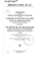 Emergency School Aid Act PDF
