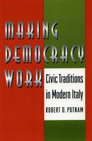 Making Democracy Work PDF