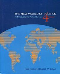 The New World Of Politics Book PDF