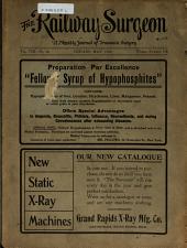 The Railway Surgeon: Volume 8, Issue 12