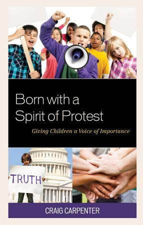 Born with a Spirit of Protest PDF