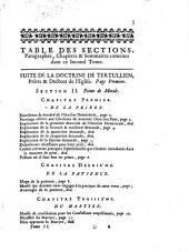 Concordance des Saints Pères de l'Église grecs et latins, où... leurs sentiments sur le dogme, la morale et la discipline