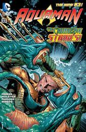 Aquaman (2011- ) #33