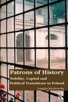 Patrons of History PDF