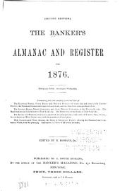 The Banker's Almanac and Register