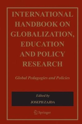 International Handbook on Globalisation  Education and Policy Research PDF