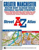Greater Manchester A-Z Street Atlas