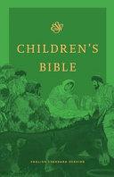 Esv Children s Bible