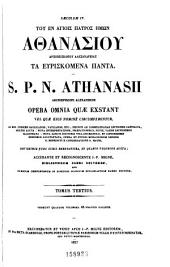 Patrologiæ cursus completus: seu, Bibliotheca universalis, integra, uniformis, commoda, oeconomica omnium SS. patrum, doctorum, scriptorumque ecclesiasticorum. Series græca, Volume 27