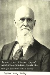 Annual Report of the Secretary of the State Horticultural Society of Michigan: Volume 31