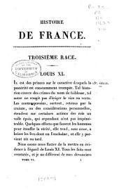 Histoire de France: abrégée, critique et philosophique, à l'usage des gens du monde, Volume6