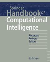 Springer Handbook of Computational Intelligence PDF