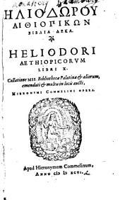 Aethiopica: libri X ...