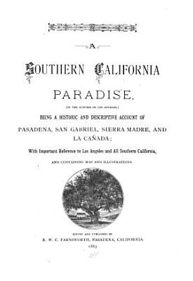 A Southern California Paradise   in the Suburbs of Los Angeles   PDF