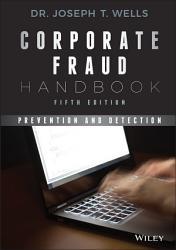 Corporate Fraud Handbook Book PDF