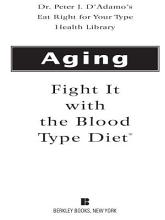 Aging  Fight it with the Blood Type Diet PDF