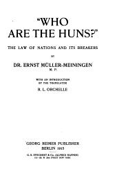 Der Weltkrieg und Das Völkerrecht