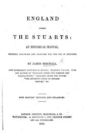 England under the Stuarts ... New edition, revised and enlarged