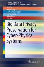 Big Data Privacy Preservation for Cyber-Physical Systems