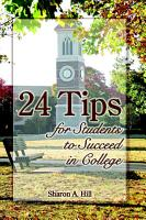 24 Tips for Students to Succeed in College PDF