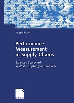 Performance Measurement in Supply Chains PDF