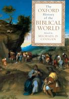 The Oxford History of the Biblical World PDF