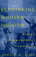 Rethinking Modern Judaism PDF