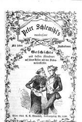 Peter Schlemihls wundersame Geschichte und dessen Abenteuer