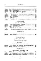 The Government Class Book: A Youth's Manual of Instruction in the Principles of Constitutional Government and Law. Part I. Principles of Government ... Part II. Principles of Law ...