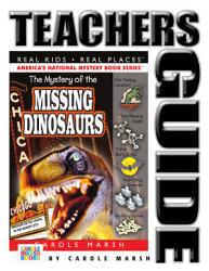 The Mystery of the Missing Dinosaurs Teacher s Guide PDF