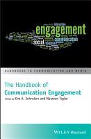 The Handbook of Communication Engagement PDF