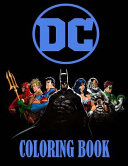 DC Coloring Book PDF