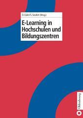 E-Learning in Hochschulen und Bildungszentren