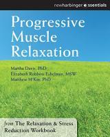 Progressive Muscle Relaxation PDF