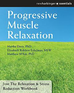 Progressive Muscle Relaxation Book