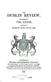 The Dublin Review: Part 1