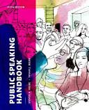 Public Speaking Handbook Plus New Mycommunicationlab for Public Speaking    Access Card Package