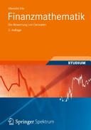 Finanzmathematik PDF