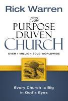 The Purpose Driven Church PDF