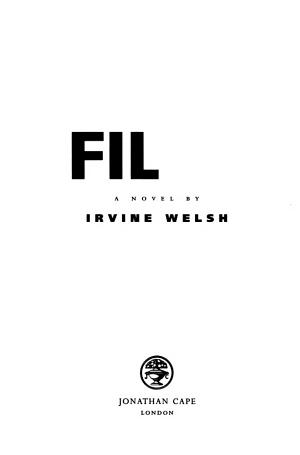 Filth PDF