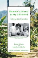 Mammie s Journal of My Childhood PDF