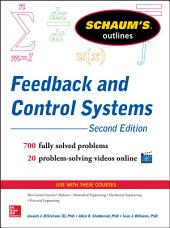 Schaum's Outline of Feedback and Control Systems, 2nd Edition: Edition 3