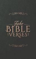 Fake Bible Verses
