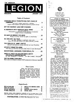 The American Legion Magazine PDF