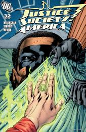 Justice Society of America (2006-) #32