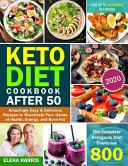 Keto Diet Cookbook After 50 Book