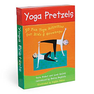 Yoga Pretzels Book