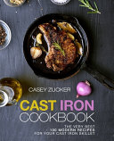 Cast Iron Cookbook Book PDF