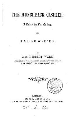 The hunchback cashier  and Hallow e en PDF