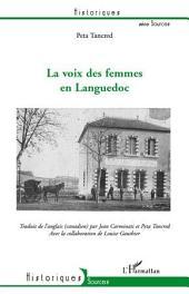 La voix des femmes en Languedoc